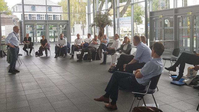 Erfolgreicher Abschluss der Werkstattwoche zur Leitbildentwicklung Innovation Valley mit Sitzung der Empfehlungskommission
