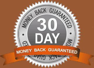 30 day money back guarentee