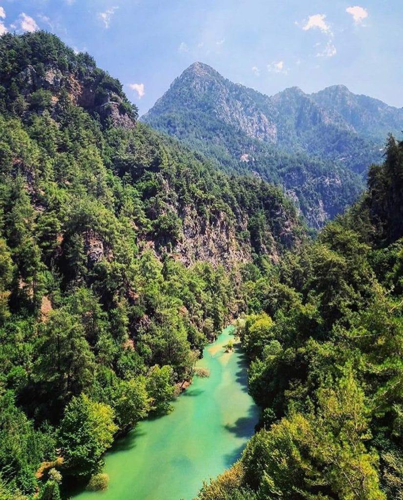 Chouwen Lebanon Expedition tour activities