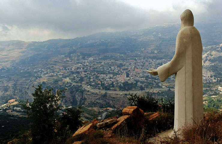 Saint Charbel Bekaa Kafra Lebanon tour package