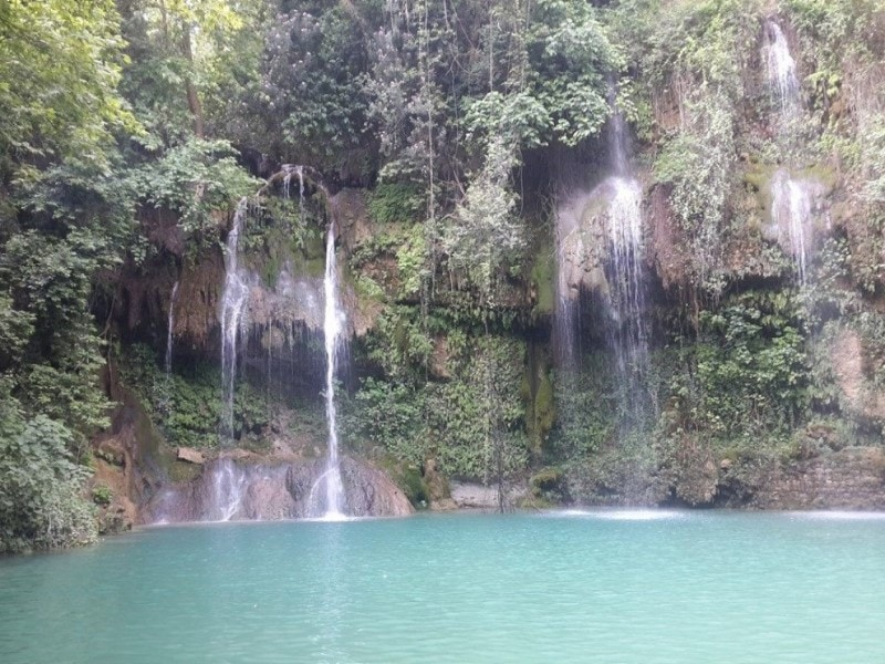 Baakline waterfall Lebanon Expedition tour