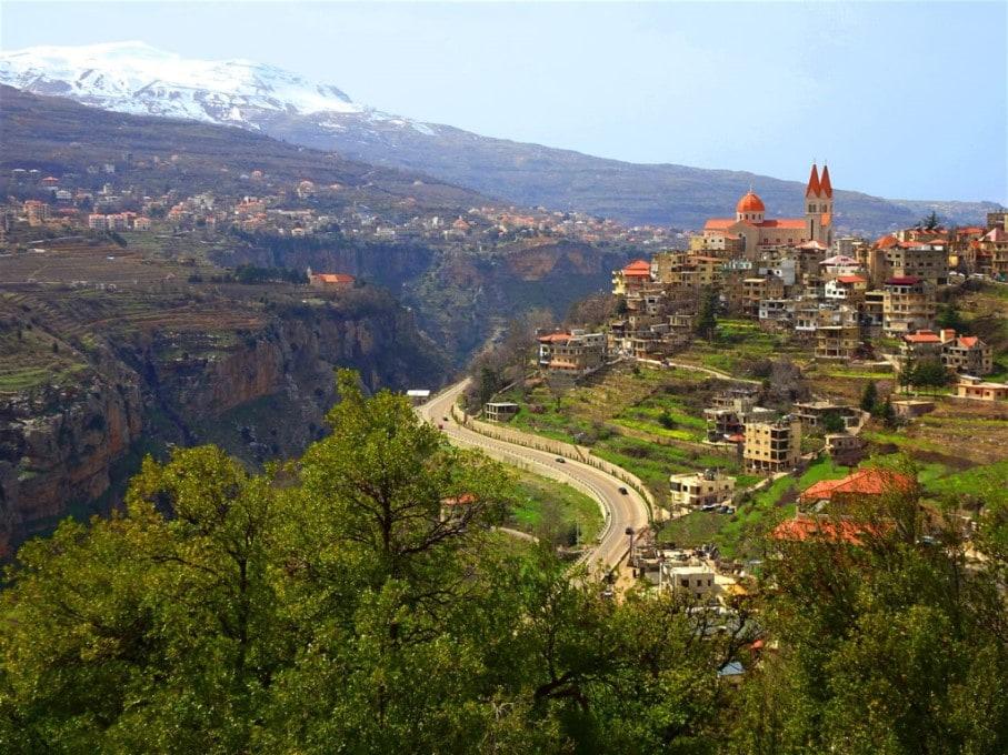 Kadisha Valley Lebanon expedition tour package