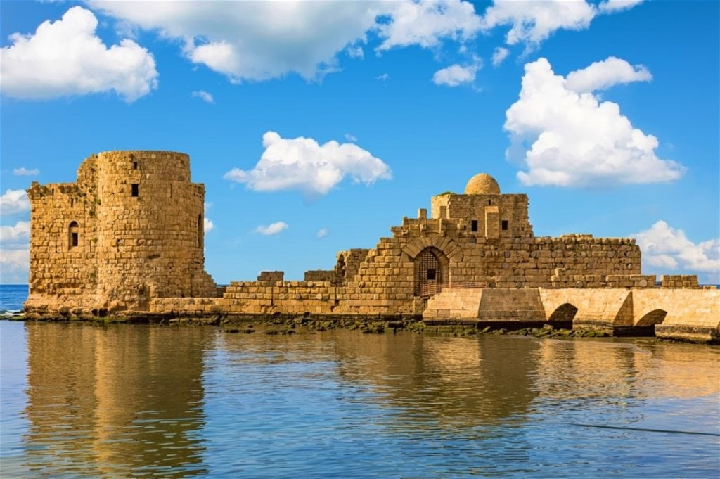 Sidon Saida Lebanon Expedition tour package