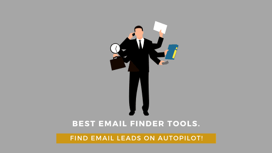 Email finder tools to find emails with ease.