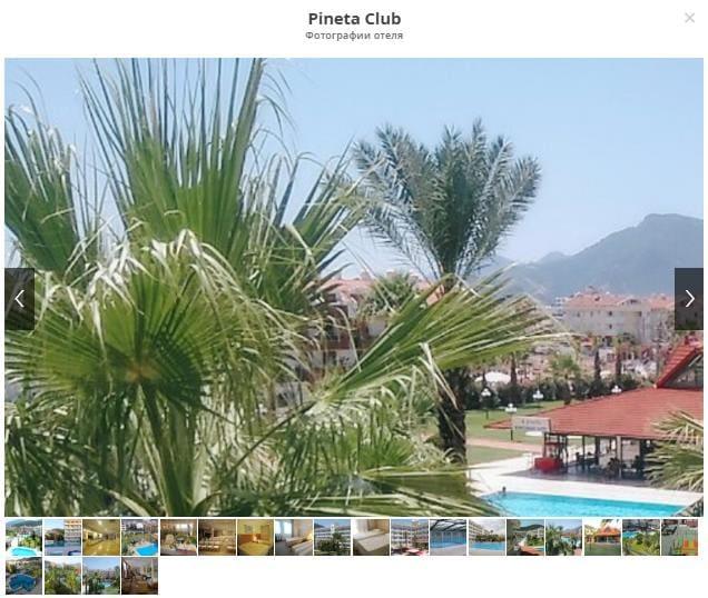 Pineta Club 4*