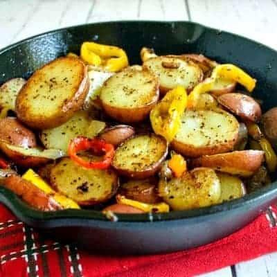 Woodshed Potatoes