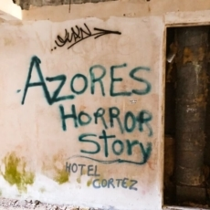 Azores Horror Story Monte Palace