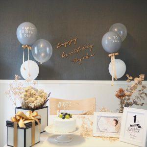 みんなのFirst Birthday:はじめてのお誕生日はなにをするの?