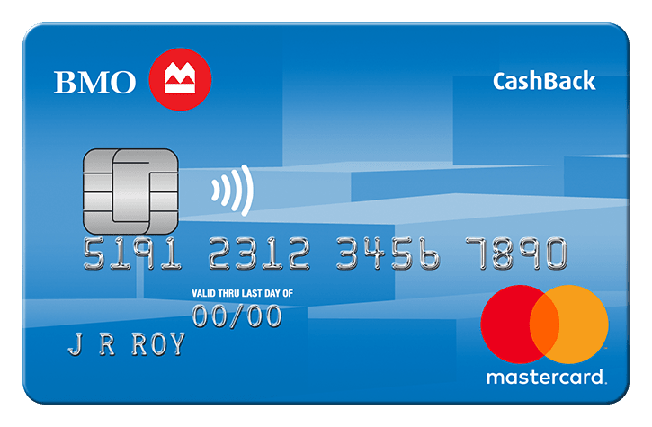 BMO® CashBack® MasterCard® (For Students)