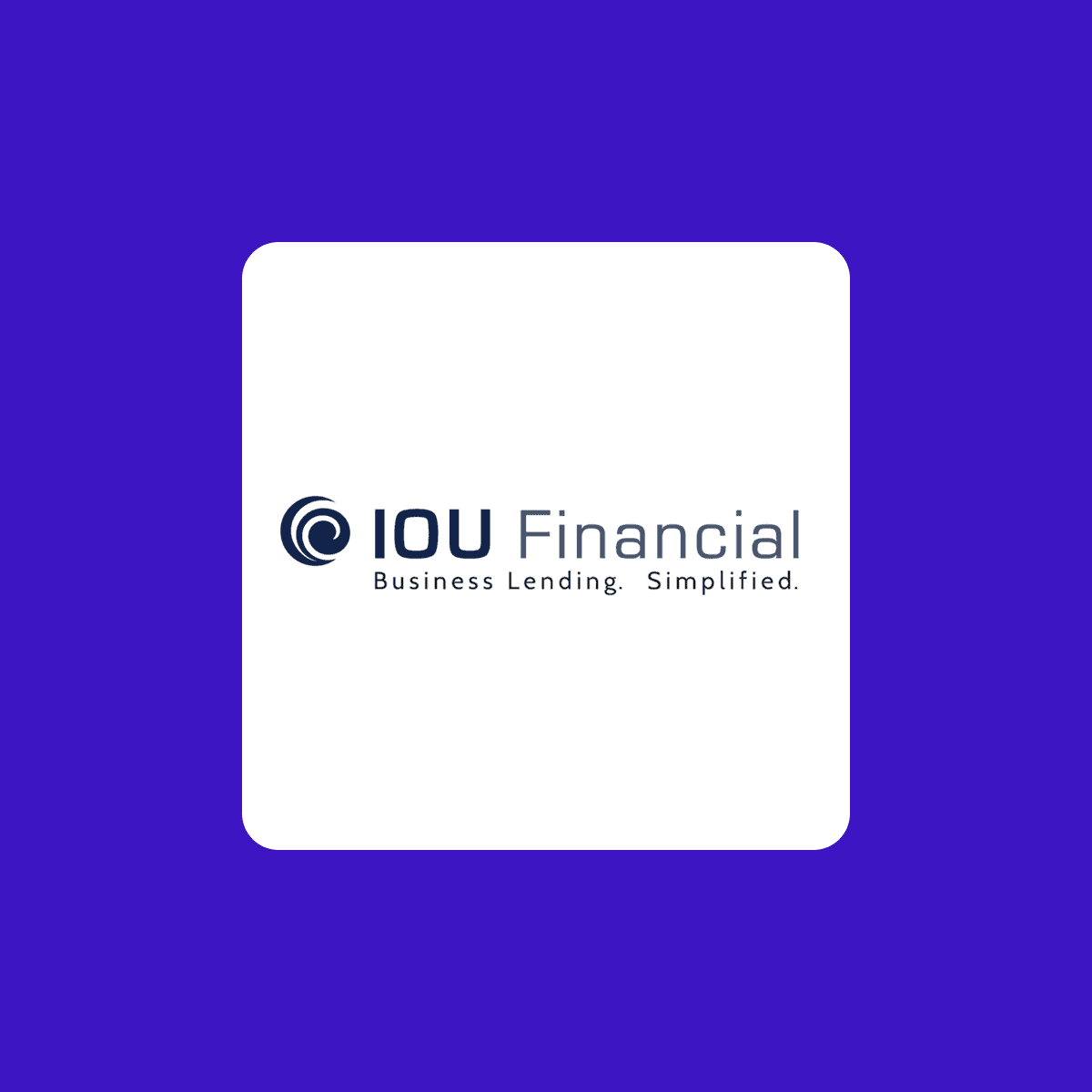 A Conversation With IOU Financial's COO and President, Robert Gloer