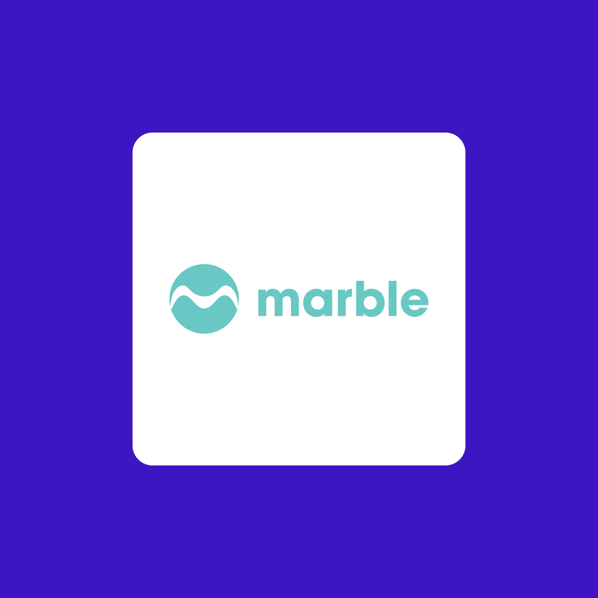 Marble — Helping Canadians Rebuild Their Credit and Get Back to Mainstream Banking