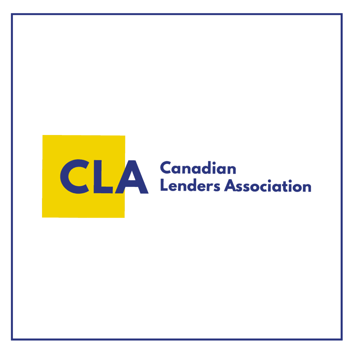 The Canadian Lenders Association's Open Letter to Trudeau Government