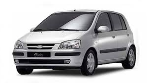 Hyundai Getz - Automatic Car Rental