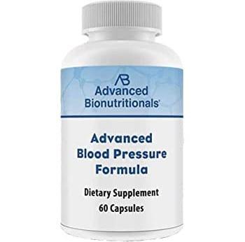 Advanced blood pressure formula