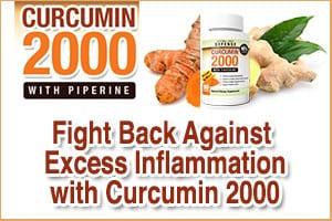 Curcumin 2000 with bioperine