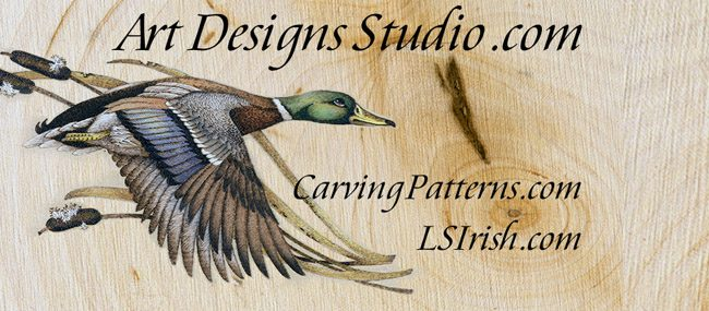 Free Relief Carving Tutorial