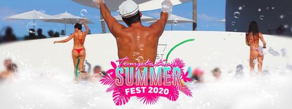 Temptation Summer Fest 2020 | Temptation Experience