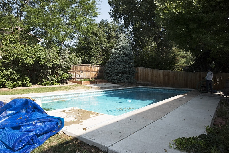 Mack Land LLC - Littleton, CO Liner Pool Removal