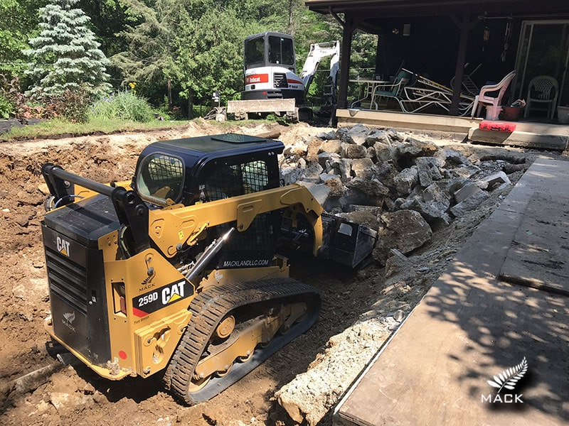Mack Land LLC - CHICAGO POOL REMOVAL & DEMOLITION COMPANY