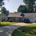 Roof Replacement on Ranch House in Greensboro