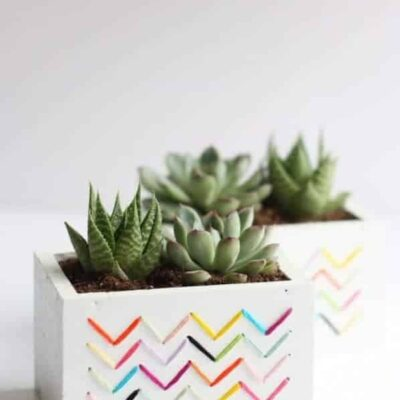 15 Beautiful Summer DIY & Craft Projects