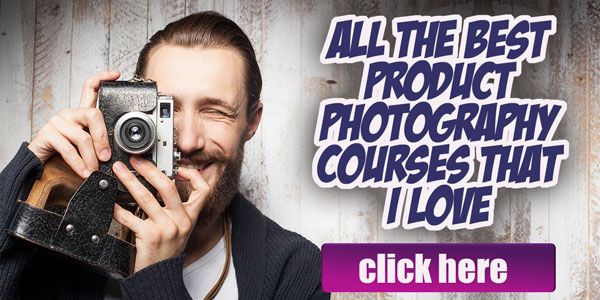 all the best product photography courses I love