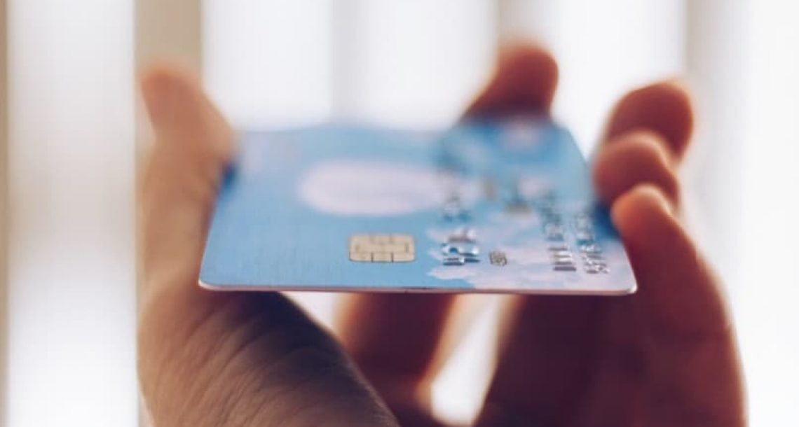 הוצאת כרטיס אשראי לעמותה