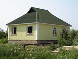 Штукатурка фасада в Краснодаре