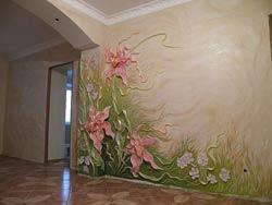 Красивый дизайн стен фото