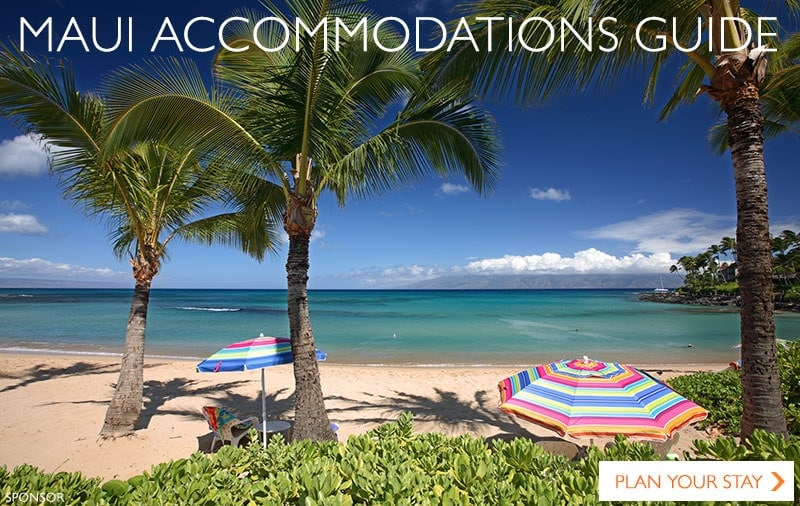 Accommodations Maui