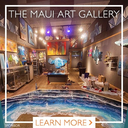 The Maui art Gallery