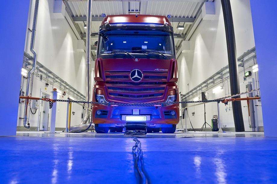 Компанія Mercedes-Benz відкрила новий випробувальний центр для електромобілів