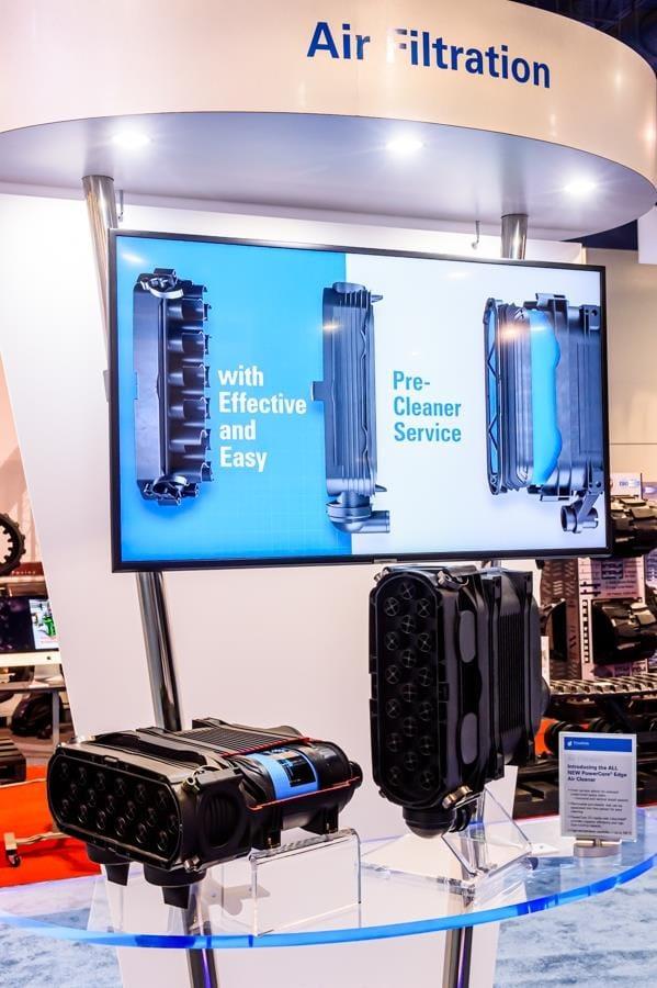 Donaldson представила ще більш компактний фільтр PowerCore Edge