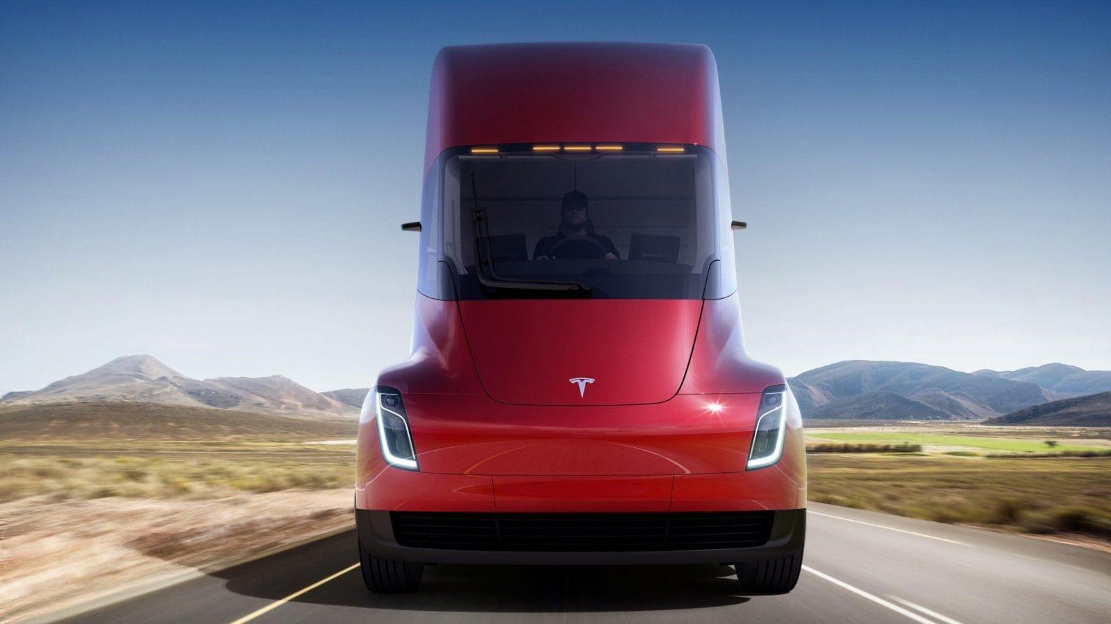 Tesla вдруге відклала виробництво електричної вантажівки Tesla Semi