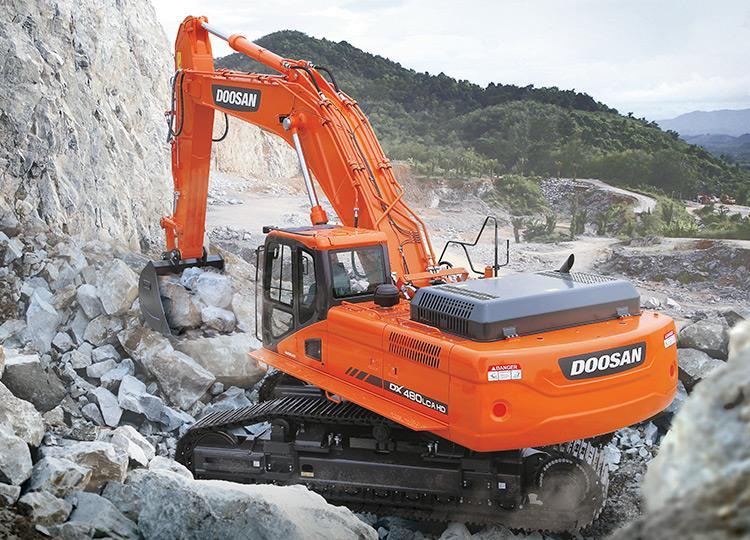 Doosan Group продає свою частку в Doosan Infracore через борги