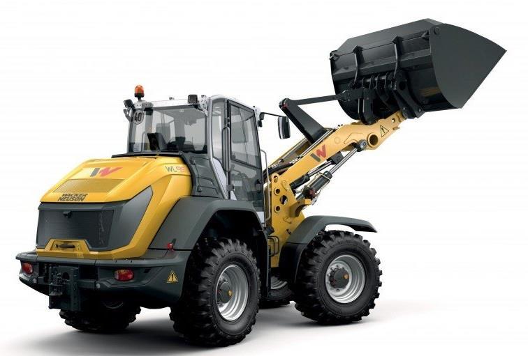 Wacker Neuson випустила важкий навантажувач WL95