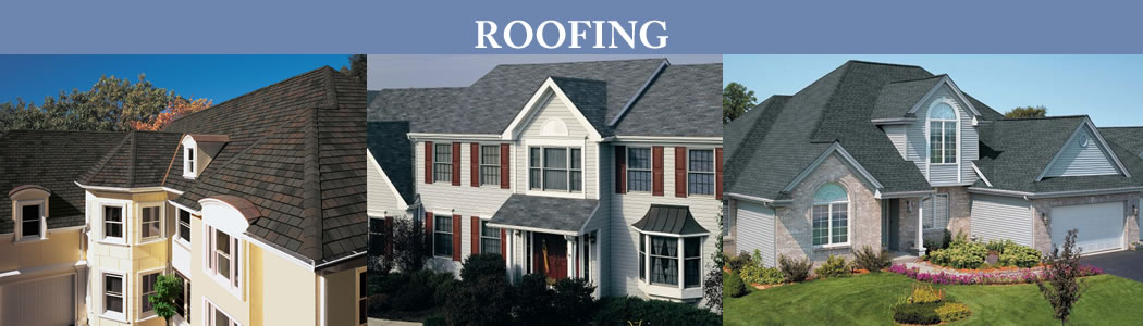 Roofing Projects Banner