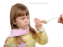 Давать или не давать ребёнку антибиотики?