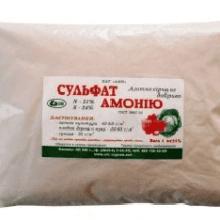 Удобрение сульфат аммония: применение, свойства, особенности
