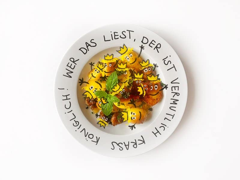 Krass köstlich: Kolossale Kastanienkartoffeln