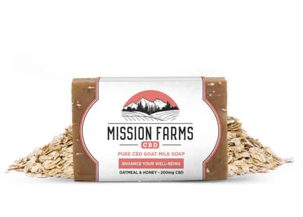 20Off PureGoat Milk CBD Soap Mission Farms CBD Discount Code