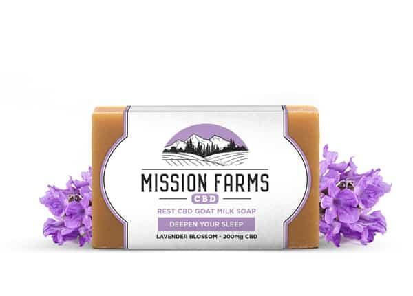 15Off RestGoat Milk CBD SoapMission Farms CBD Coupon Code