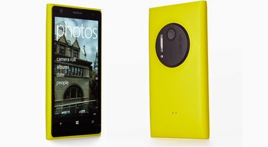 Nokia-Lumia-1020 - Best smartphones-2014-top-10
