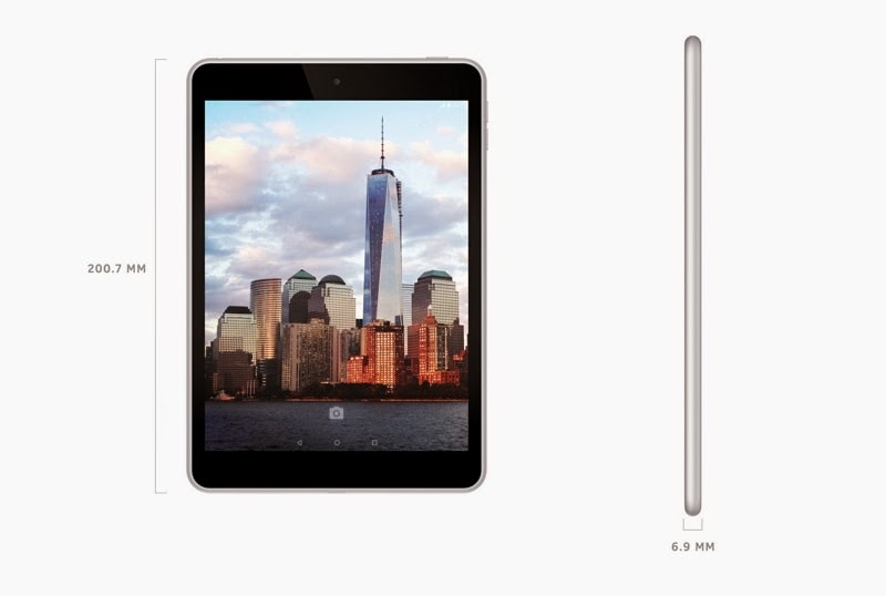 Nokia's first ever tablet Nokia N1 - Specifications, Price