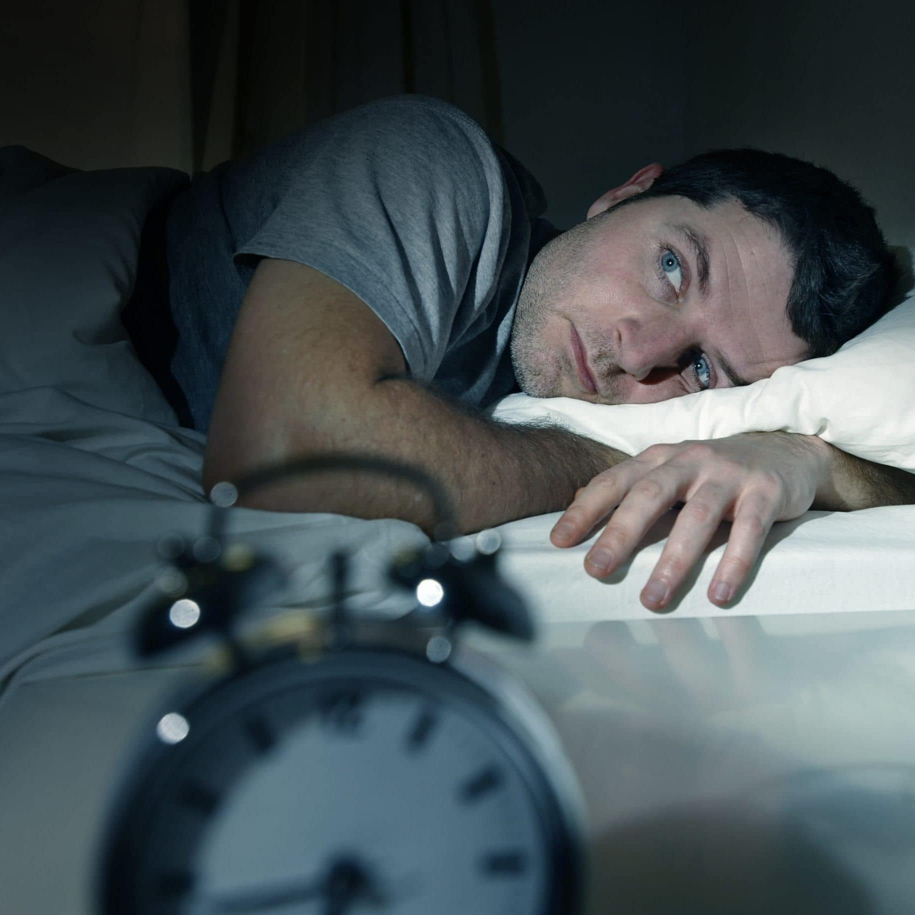 insomina and sleep problems solved by hypnosis