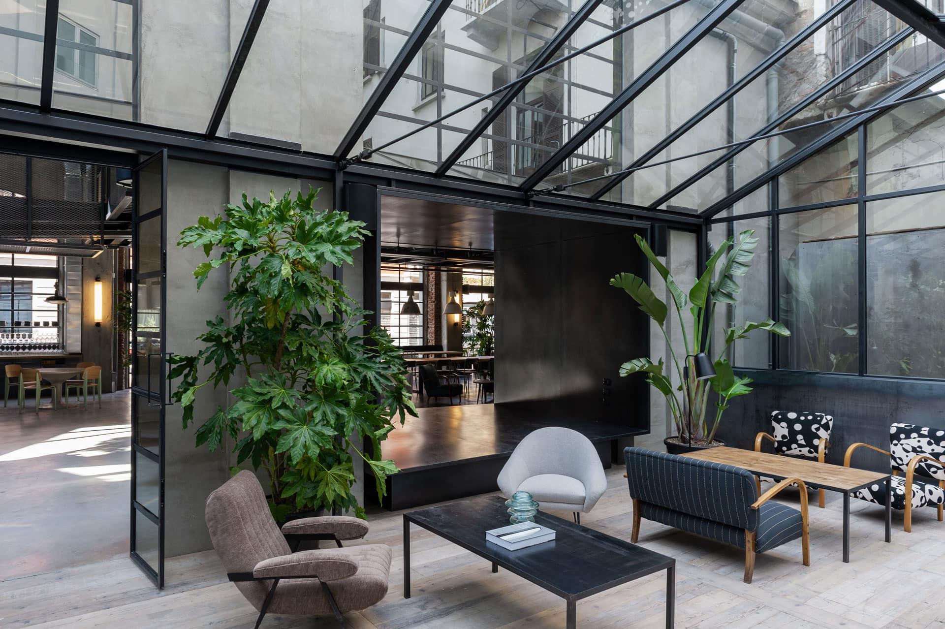 location di design perfetta per feste private