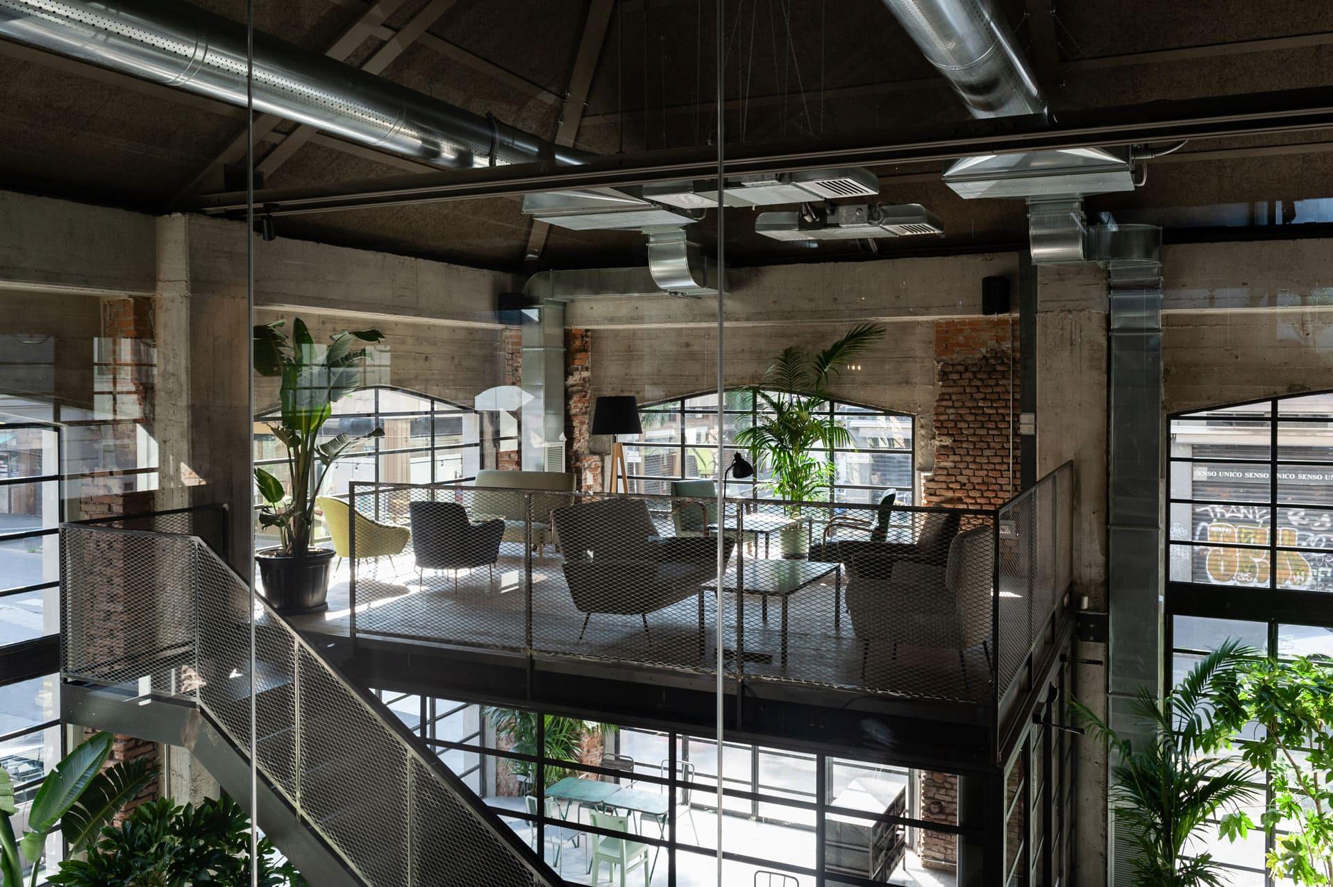 Architettura d'interni moebius milano