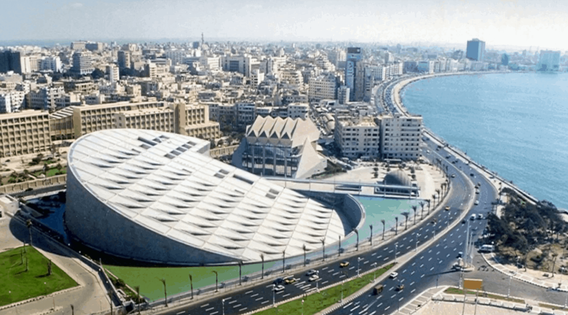 Great Library of Alexandria