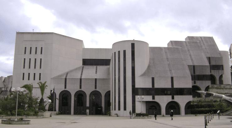 Musem de l'Armee Algiers