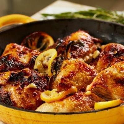Roasted Lemon Chicken